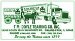 TM Doyle